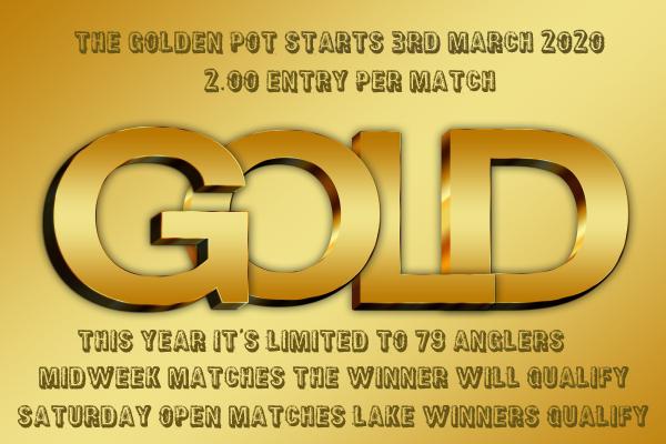 Golden Pot starts